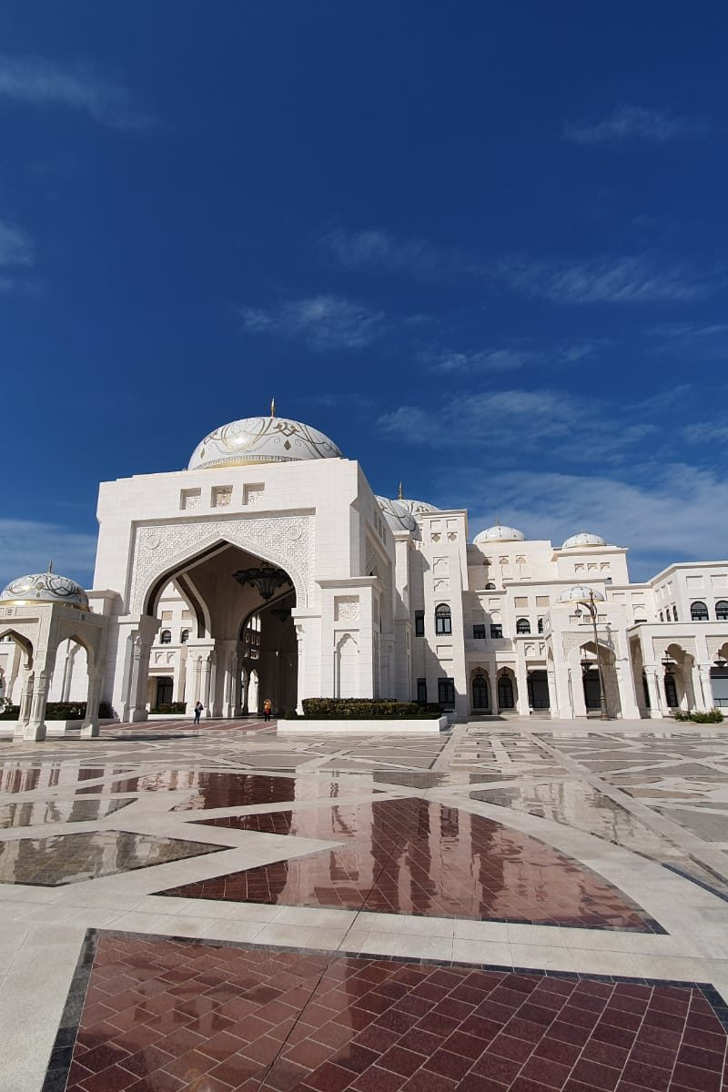 Qasr al Watan – Palast